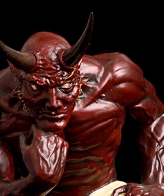 Le sexe terrible de Satan